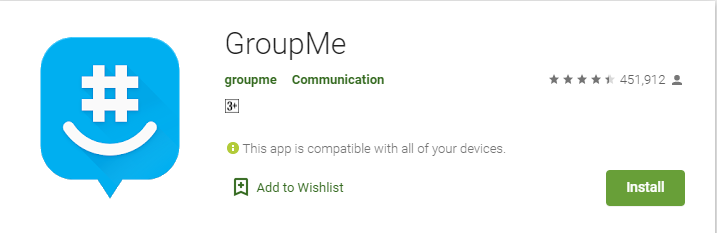 GroupMe on your mac