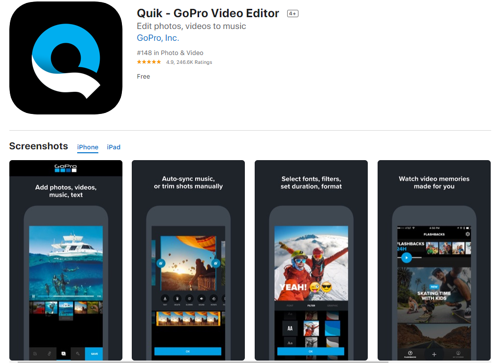 Quik App for windows