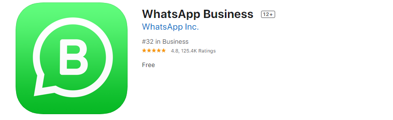 WhatsApp Business on your pc
