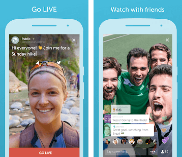 how to broadcast periscope