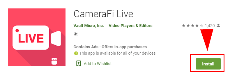 How to Download and Install CameraFi for Mac