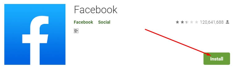 How to download facebook using BlueStacks for Mac
