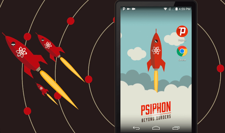 Psiphon 3 for Mac