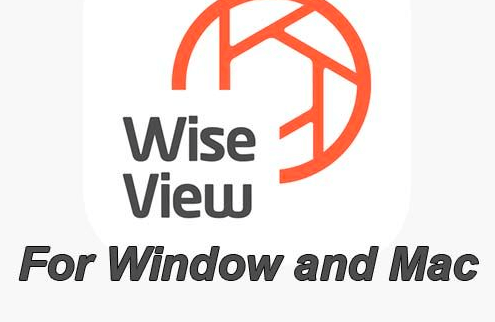 how to download WiseView for mac