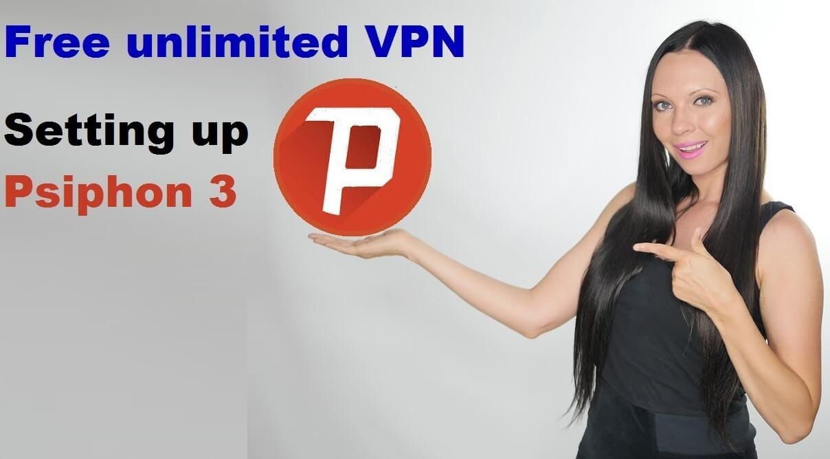 what is Psiphon 3