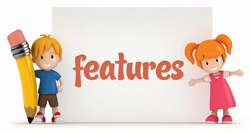 Features Of Keye App for Mac