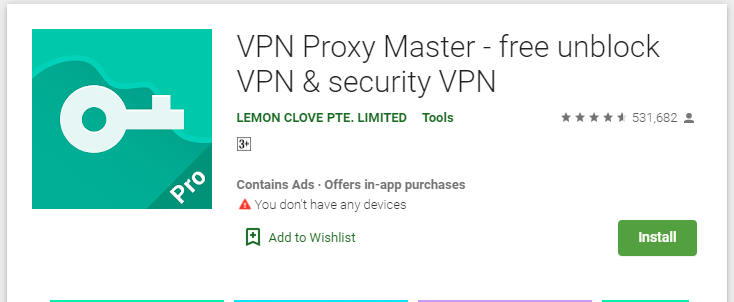 How To Download VPN Proxy Master for Mac