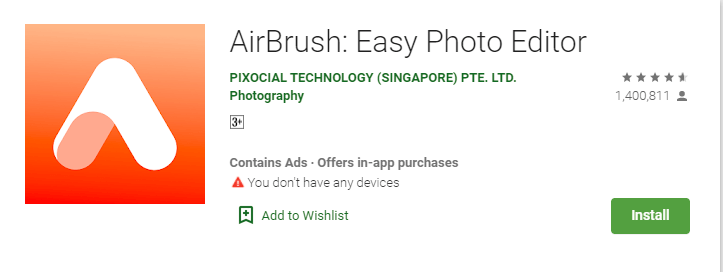 How to Download and Install AirBrush App for MAC