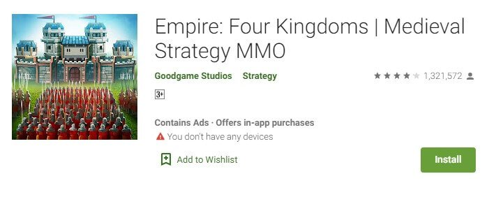 How to Download and Install Empire Four Kingdoms for Mac