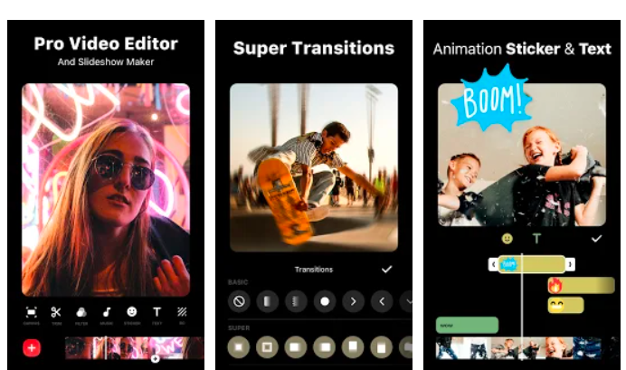 About Inshot Video Editing App