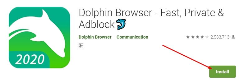 How to Download & Install Dolphin Browser for Mac