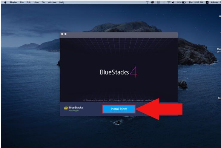 How to Install Amaziograph App for Mac using bluestack
