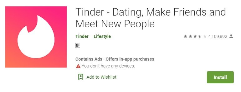 Tinder for windows