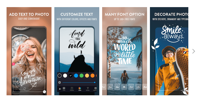 Word Swag's Key Features