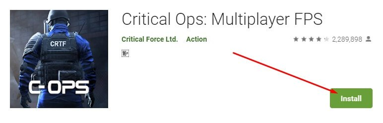 how to Download & Install Critical Ops for Mac