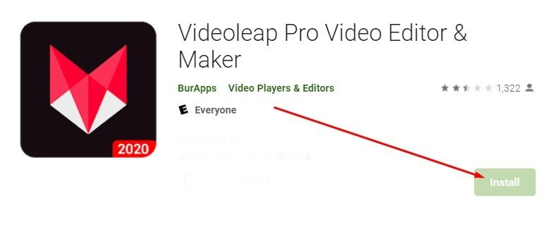 Download VideoLeap for Mac With Nox Player