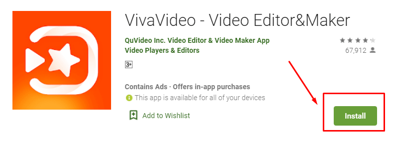 How to Download and Install VivaVideo for Mac