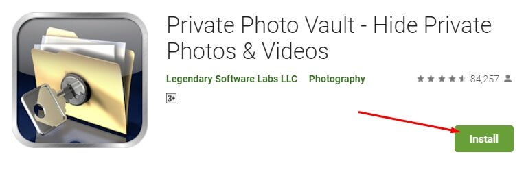 How to Download and install Photo Vault for Mac