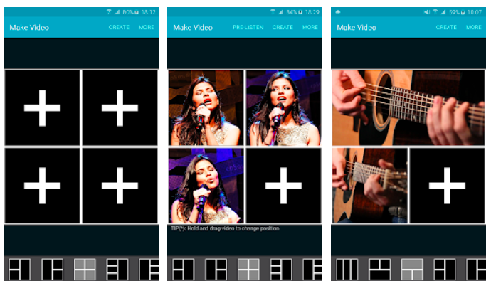 All About Acapella App: Video Collage Maker
