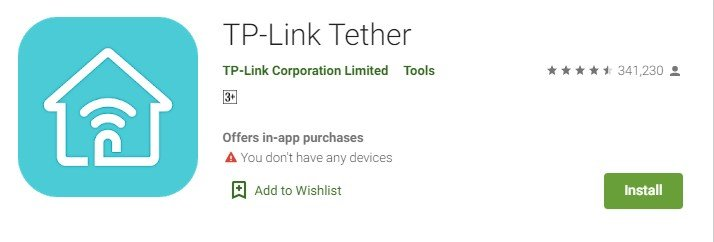 Tether for Windows