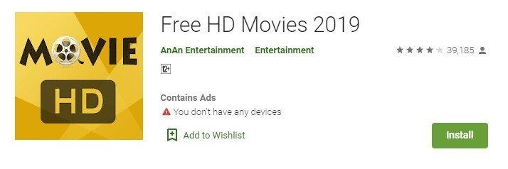 Hd Movies for Mac