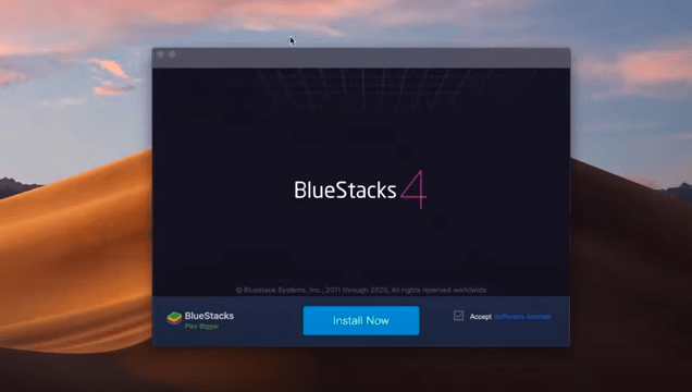 How To install The Weather Channel or TWC for Mac using bluestack
