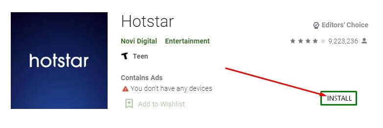 How to Download & Install Hotstar for Mac