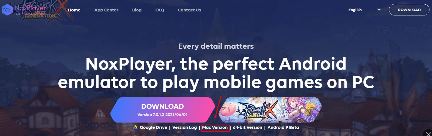 How to Download and Install Game Boosters for Mac using nox player