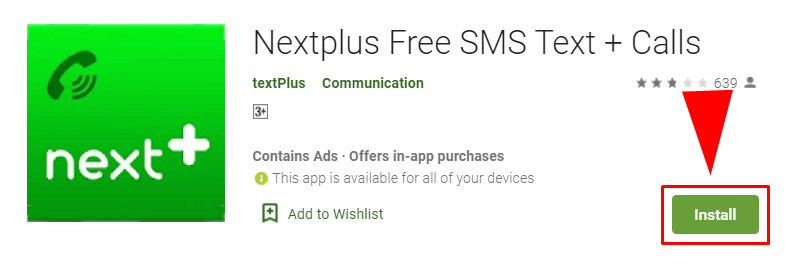 How to Download and Install NextPlus for Mac