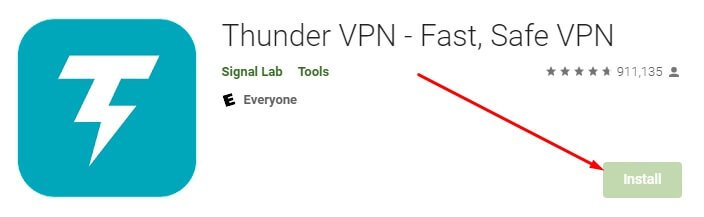 How to Download and Install Thunder VPN for Mac