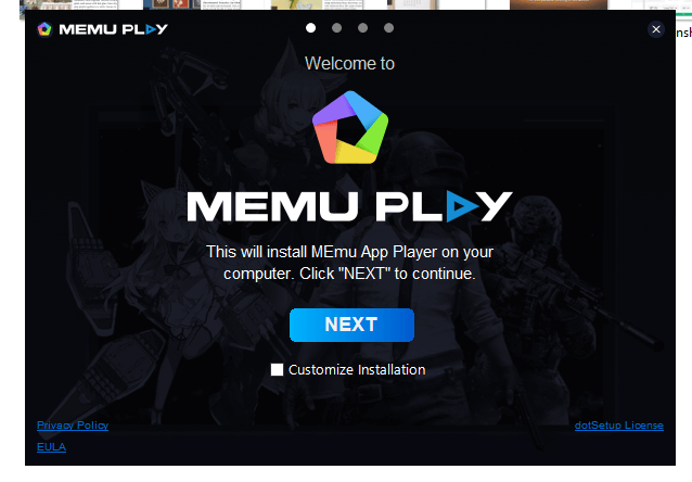 How to Install Word Connect for Mac using memu player