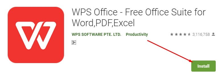 How to download & install WPS Office For Mac.