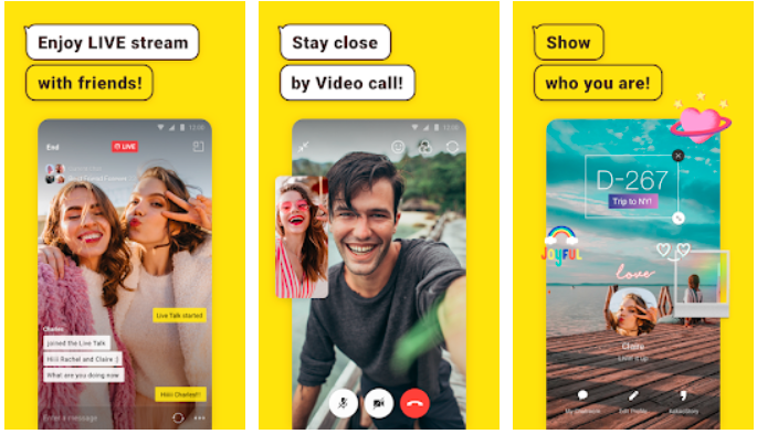 Some Special Features of KakaoTalk App
