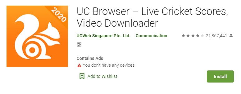 UC for pc