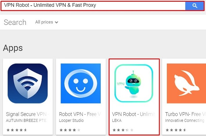 Why You Should Download VPN Robot for Mac on play store