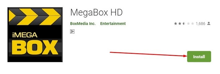 download and install Megabox Hd for Mac