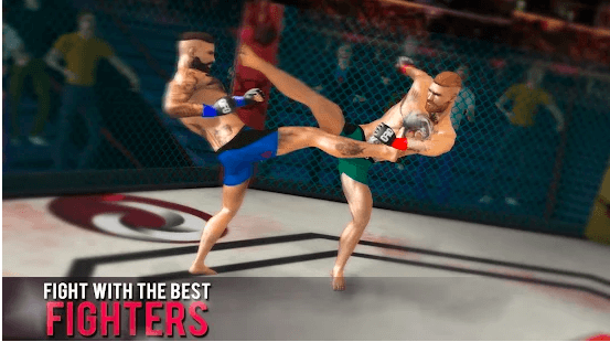 features of MMA Games for Mac