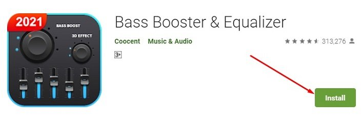 how to download and install Bass Booster for Mac