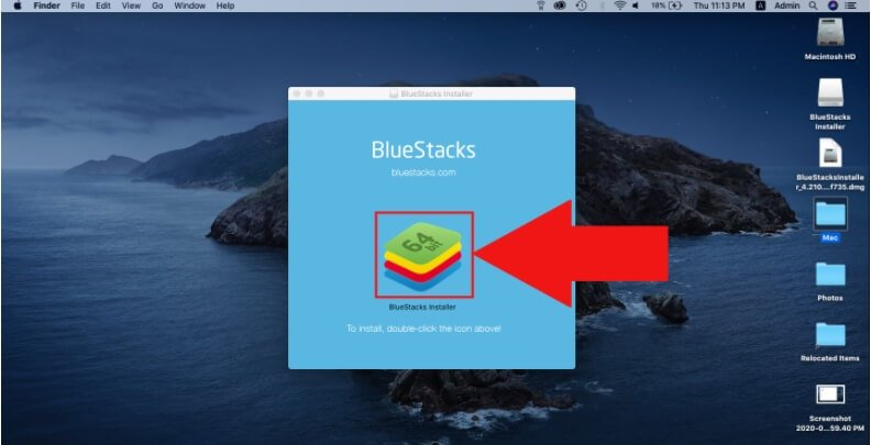 how to install google trips using bluestacks