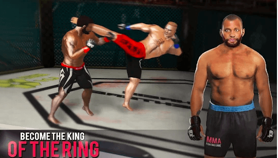 overview of MMA Games for Mac