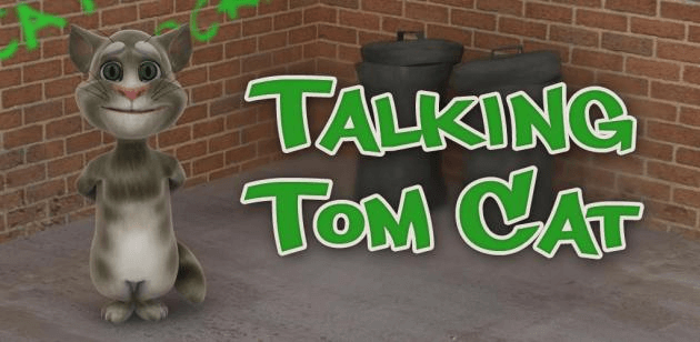 overview of Talking Tom for Mac