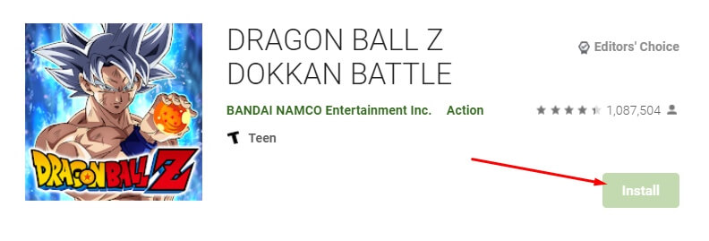 How to Download & Install Dokkan Battle for Mac