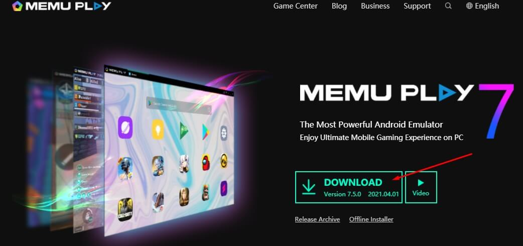 How to Download & Install Dokkan Battle for Mac using memu player