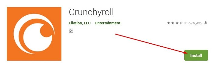 How to Download and Install Crunchyroll App for Mac