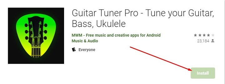 How to Download and Install Guitar Tuner for Mac