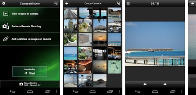 Why You Should Download the Canon Camera Window App