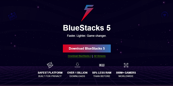 how to download and install Eye Cloud for MAC using bluestack