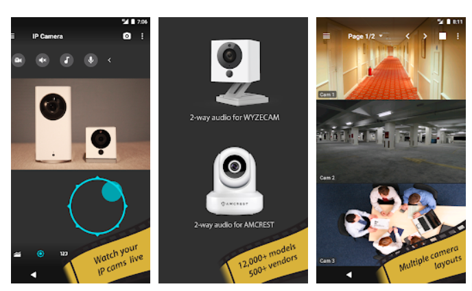 About TinyCam App