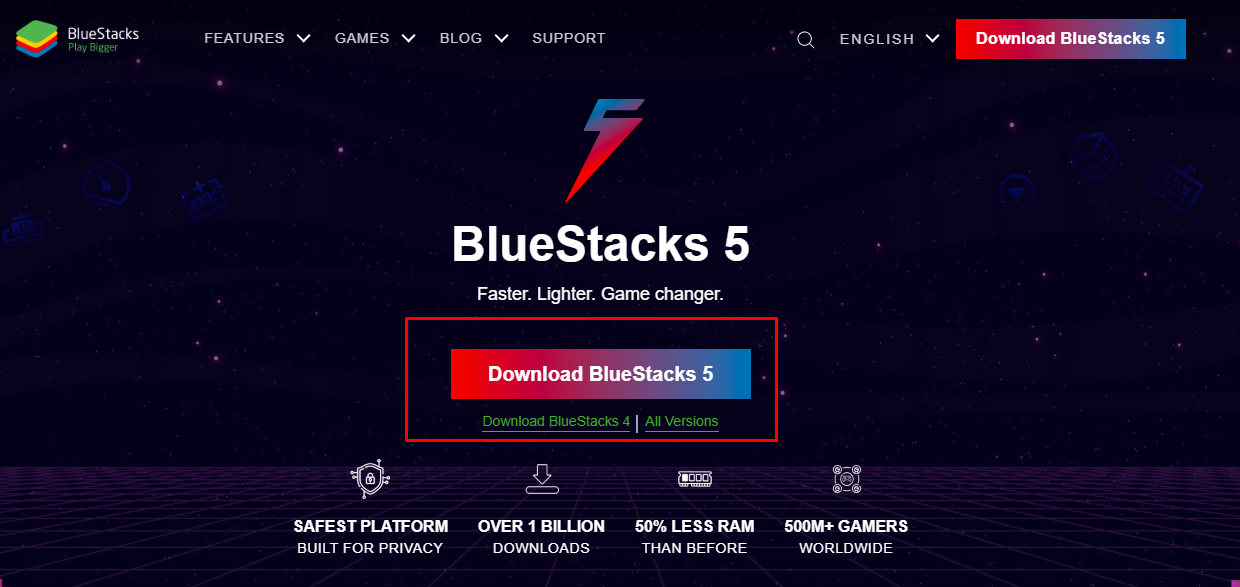 How to download and install Nike Fuelband App for Mac on bluestack
