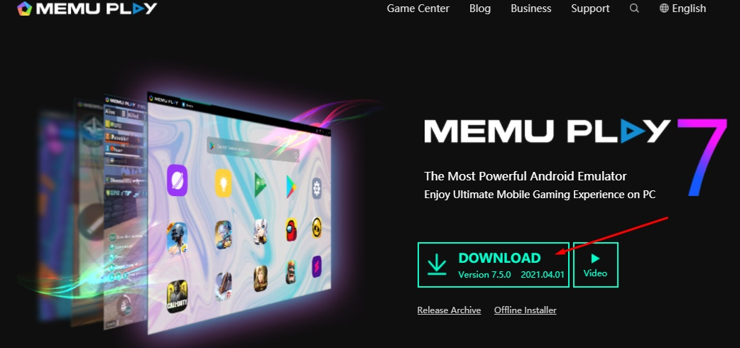 download and install memu player on your mac